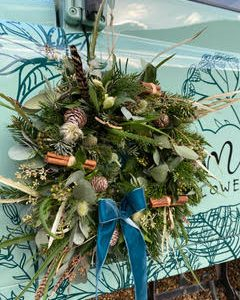 Christmas Wreath Workshop   DEC 3rd