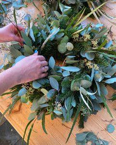 Christmas Wreath Workshop   NOV 16th
